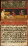 Biccherna, book cover, 1343