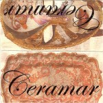 Business card for Ceramar