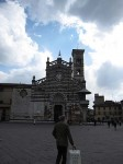 The Duomo facade