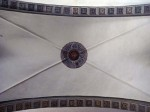 A picture of a ceiling