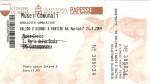 Ticket for the Musei Comunali