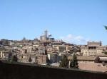 The view from Santa Maria di Servi towards the Duomo