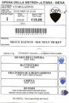 Cumulativo ticket