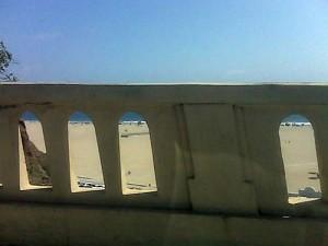 beachthroughwall