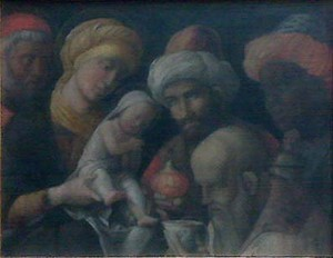 theadorationofthemagiandreamantegna1500