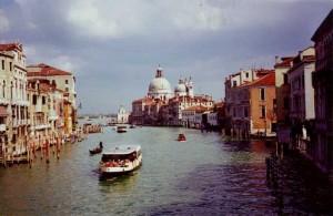 My homage to the Venetian postcard