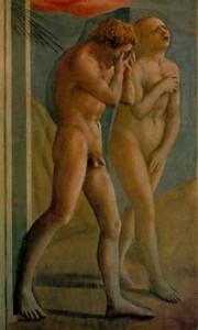 Explusion from the Garden by Masaccio
