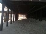 Under the Malibu Pier