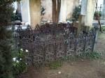 Cool gravesite