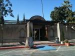 Mission San Gabriel main entrance