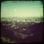 LA (taken with Hipstamatic)