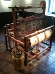 The weaving gin in the museum