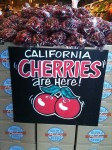 I didn't thnk there were any cherries left in LA