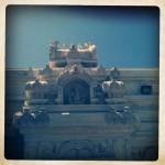 Lord Ganesh at the temple on Malibu Canyon