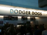 Dodger Dogs - yes, that was lunch!