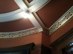 A cool ceiling detail