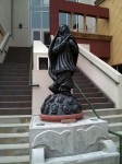 Statue of Kateri Tekakwitha