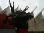 Ai Weiwei's dragon head