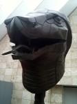 Ai Weiwei's snake head