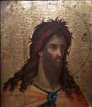 A portrait of St. John the Baptist