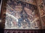 Fresco of the devil