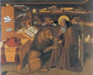 Colantonio, by the studio of San Girolamo
