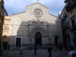 The facade of Chiesa di San Francesco D'Assisi