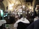 Interior of Ristorante Paoli
