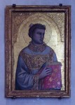 A portrait by Giotto