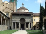 Brunellesci Chapel
