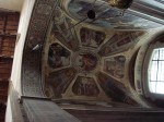 A ceiling vault