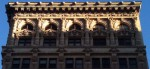 There are some cool facades downtown - remember to look up...