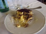Aviva's tiramisu - she loves it but can't have it later than about 3P or it keeps her awake