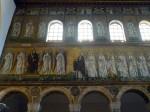Mosaics on the right side, facing the altar, nearest altar (4)