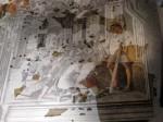 A fragment of, I believe, a Mantegna fresco