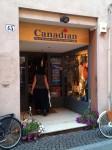 Aviva entering the Canadian Shop