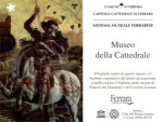 Ticket for Museo Della Cattedrale (front)