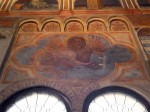 One of the frescoes