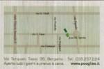 Pooglia's business card (back)