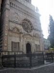 Facade of the baptistry