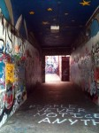 A very cool alley in Ann Arbor, MI