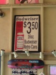 Is a replica can of Bud really worth $3.50?