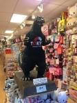 Godzilla in a store, run!