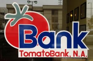 Tomato Bank logo