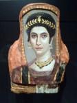 Roman Egyptian mummy image