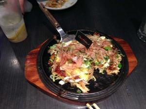 Gottsui: You have to try their okonomiyaki