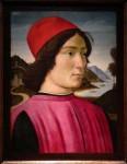 "Ghilandaio, ""Portrait of a Man,"" ca. 1490"