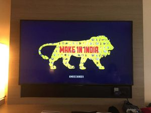 Make in India - somehow I don't think they know this double entendre
