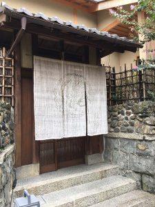 An old facade