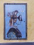 Another paper street art item